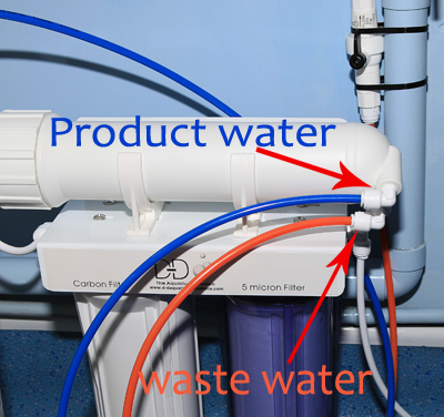 Productwaste on Ro Plumbing Diagram