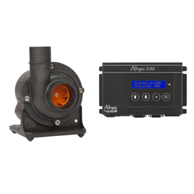 Abyzz Pumps & Controller