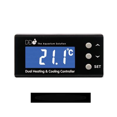 D-D Dual Heating & Cooling Controller   D-D The Aquarium