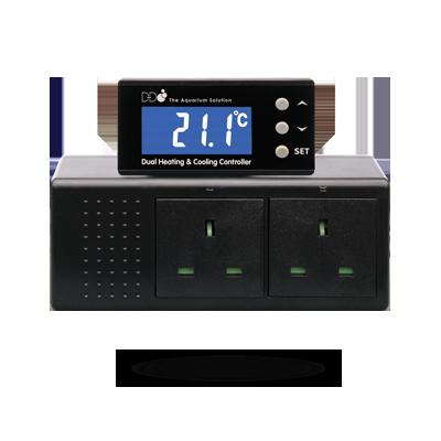 D-D Dual Heating & Cooling Controller | D-D The Aquarium