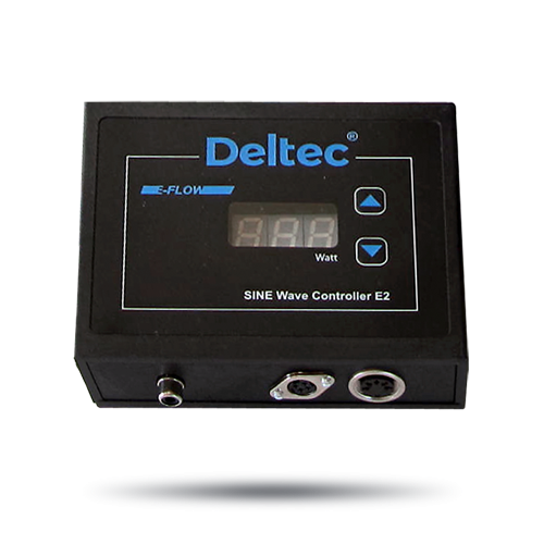 Deltec E-Flow controller